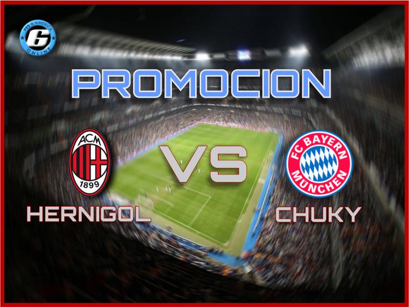 Promocion T3 - Milan vs Bayer Munich Promoc10