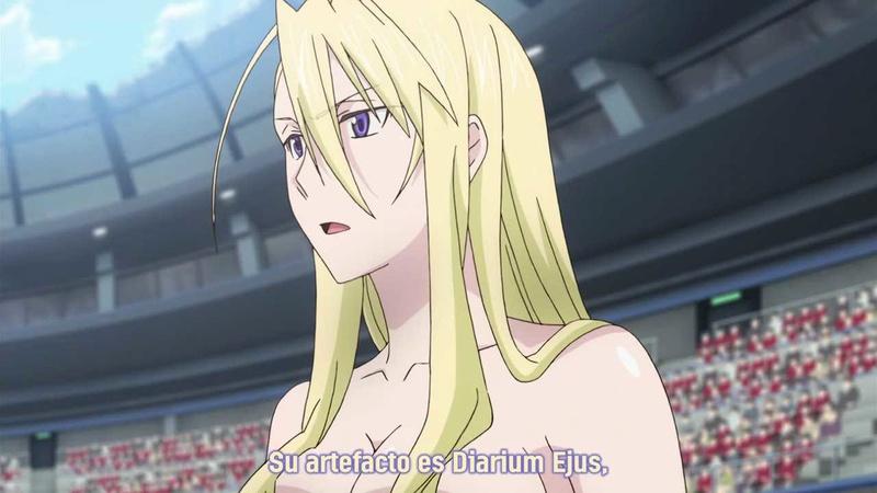 UQ Holder! Mahou Sensei Negima! 2 11:La Historia De Amor de Ella Tof_uq20