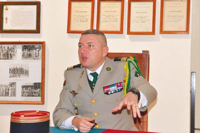 Première opération pour la 13 qui part au Mali Act_le10