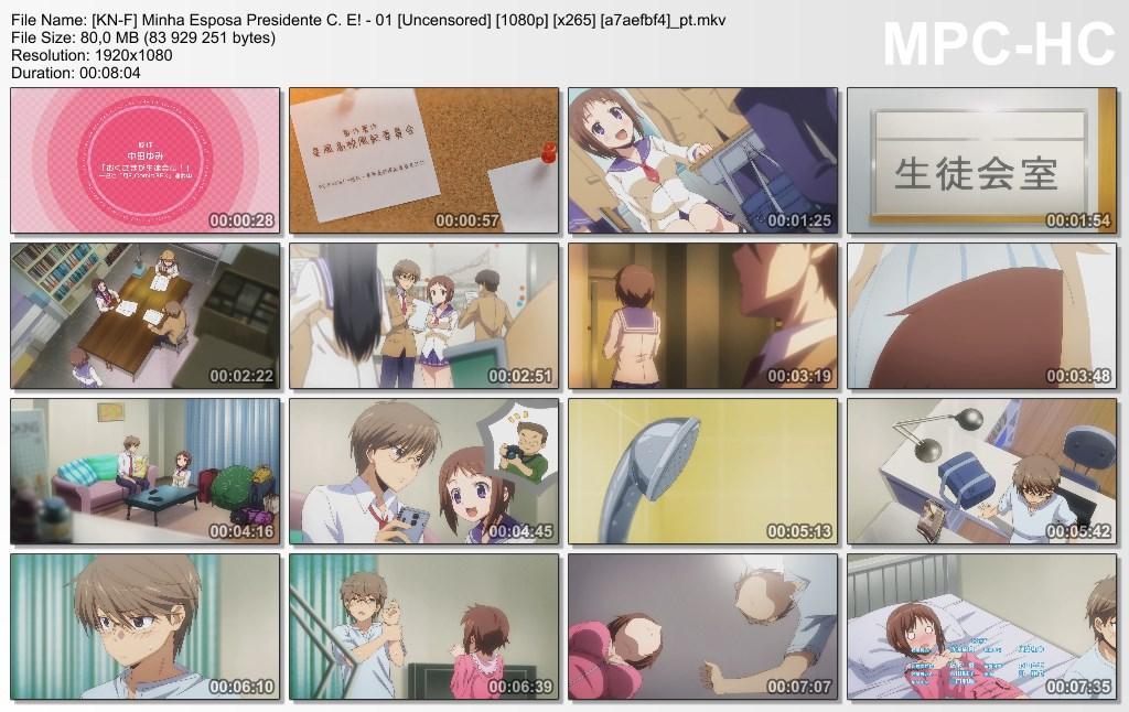 Okusama ga Seitokaichou! 12/12 Completo Kn-f_m10