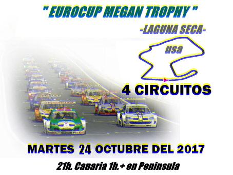 Presentacion 2ª carrera Megan Megane10