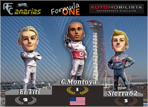 GP COTA USA F1-2017 Podium13