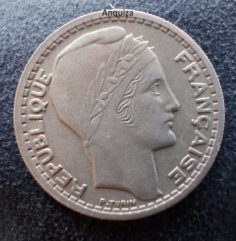 10 francos 1945 hojas cortas  Img_2023