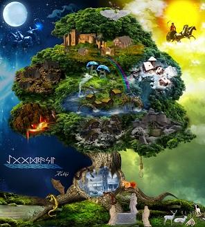 Открыт набор: Школа проживания рун (для новичков) «Путешествие в Миры Древа Иггдрасиль» The_le12
