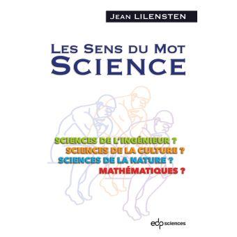 Les sens du mot science  Les-se10