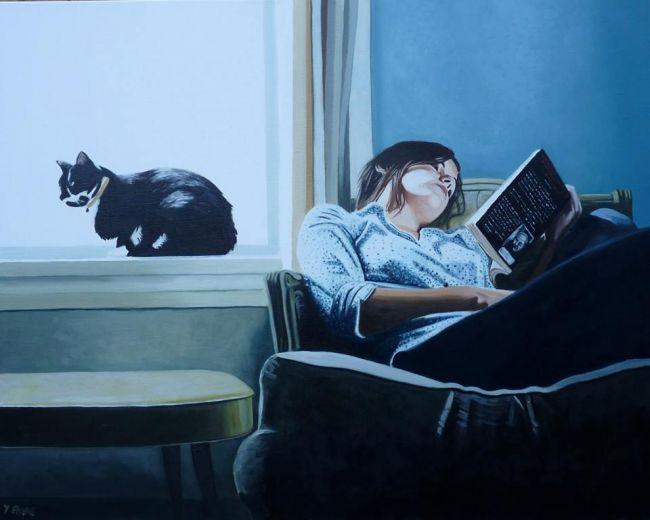 La lecture, une porte ouverte sur un monde enchanté (F.Mauriac) - Page 19 02574910