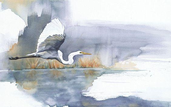 Les animaux peints à l'AQUARELLE - Page 11 04fbab10
