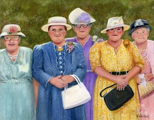 """Des élégantes  """"chapeautées"""" ... - Page 22 0_72b710"""