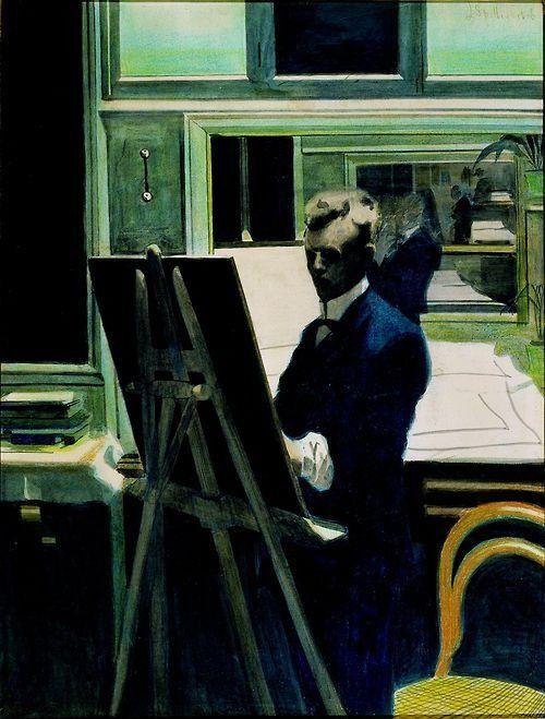 """""""Une peinture pour rêver, voyager, s'émouvoir ...  - Page 4 0ab75a10"""
