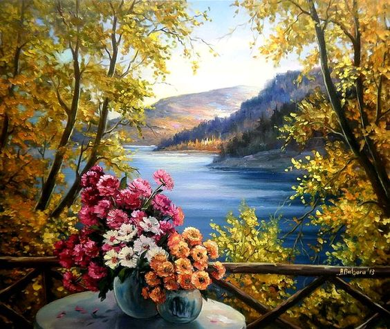 Tous les paysages en peinture. - Page 16 0ced9410