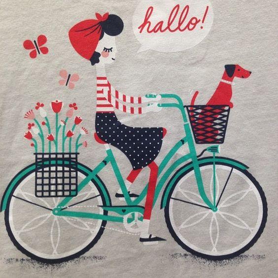 A bicyclette ... 0d28b410