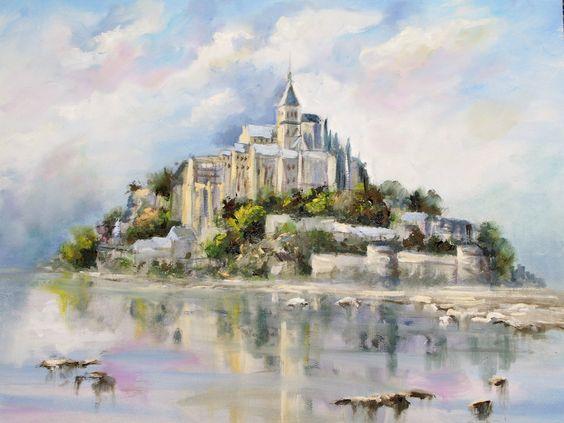 Tous les paysages en peinture. - Page 16 0dffef10