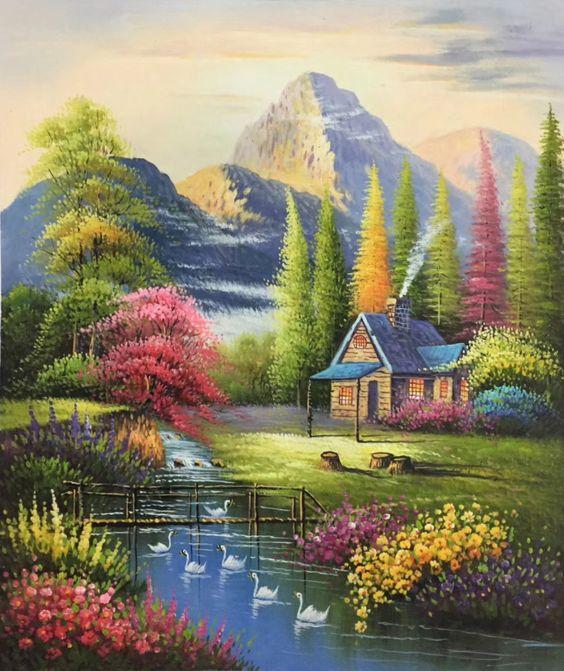 Tous les paysages en peinture. - Page 17 0e5ab110