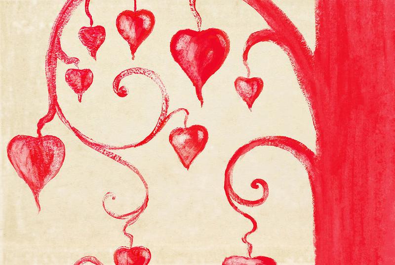 Coeur éperdu n'est plus à prendre ...  - Page 10 1-tree10