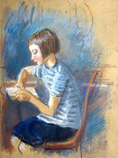 La lecture, une porte ouverte sur un monde enchanté (F.Mauriac) - Page 21 104d1510