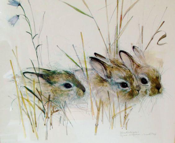 Les animaux peints à l'AQUARELLE - Page 11 12b4f810