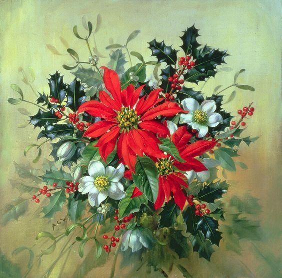 Bouquet dans un vase, une corbeille, une coupe, une poterie  - Page 2 13000710