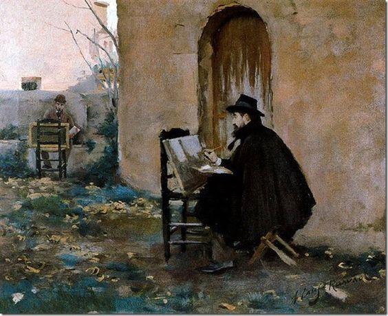 """""""Une peinture pour rêver, voyager, s'émouvoir ...  - Page 4 150d0910"""