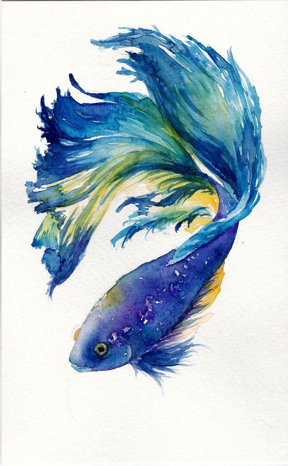 Les animaux peints à l'AQUARELLE - Page 11 172e3210