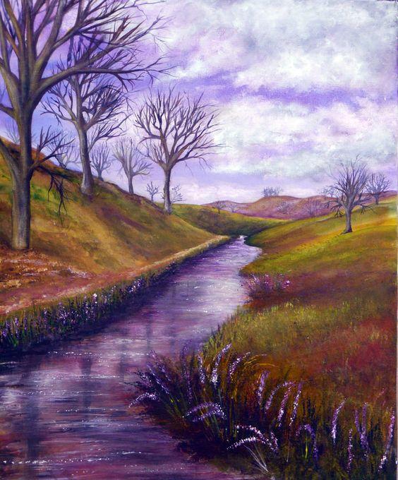 L'eau paisible des ruisseaux et petites rivières  - Page 21 18739e10