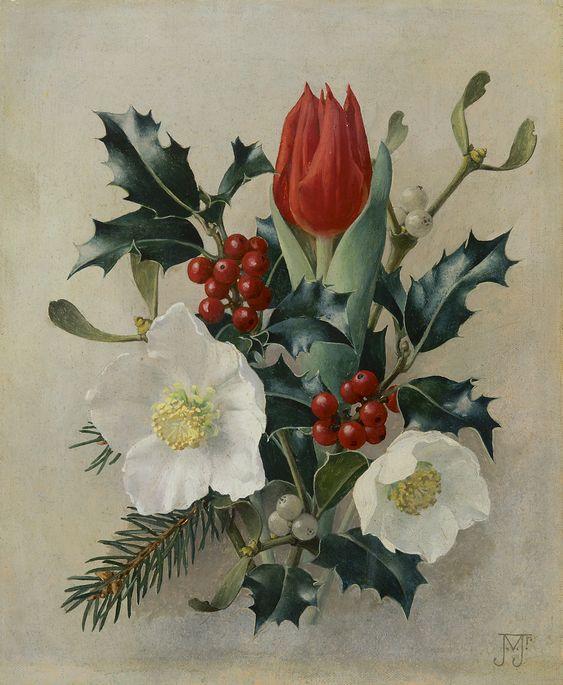 Bouquet dans un vase, une corbeille, une coupe, une poterie  - Page 2 1d229210