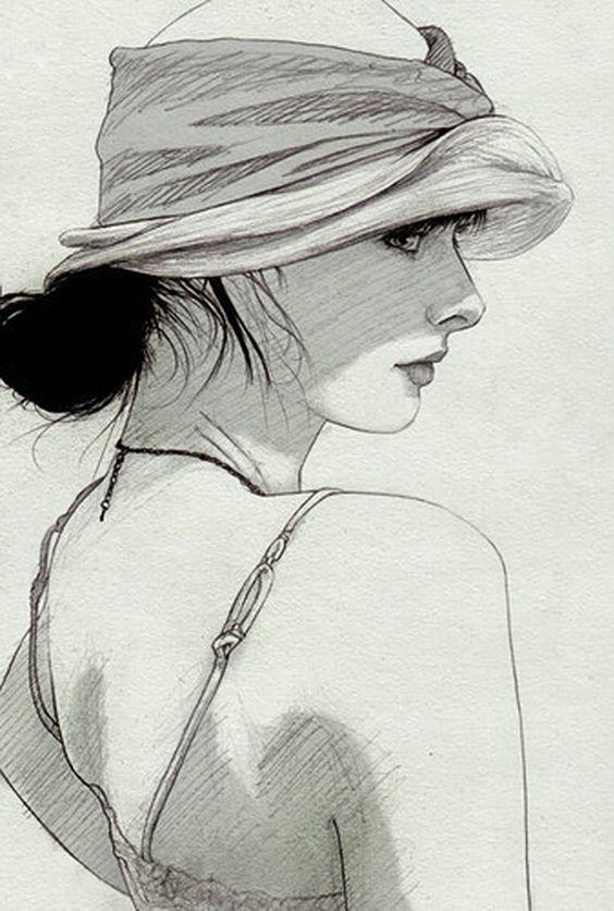 """Des élégantes  """"chapeautées"""" ... - Page 24 1eddd110"""