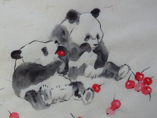 Les animaux peints à l'AQUARELLE - Page 11 200add10