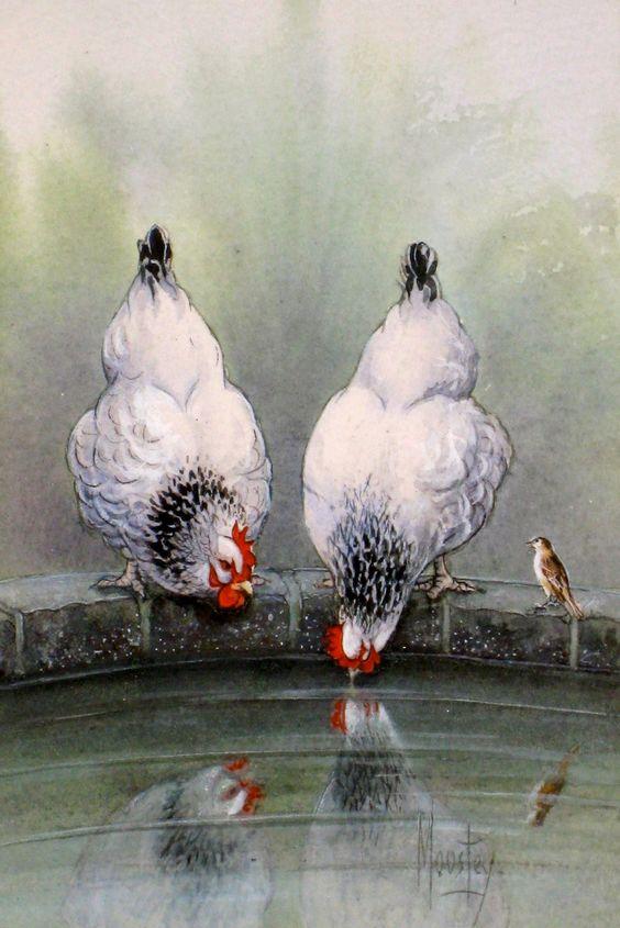 Les animaux peints à l'AQUARELLE - Page 15 212a5810
