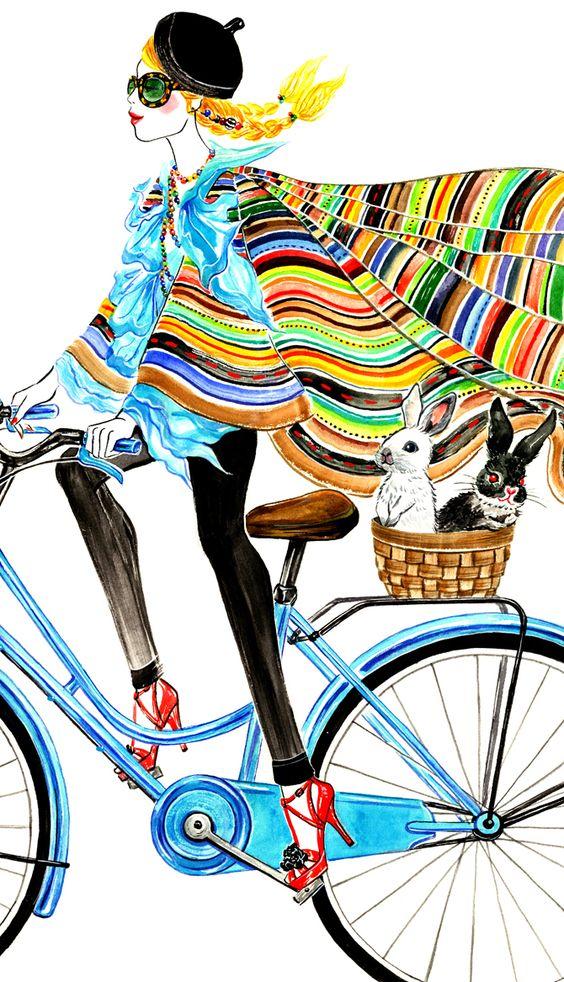 A bicyclette ... 219d9a10