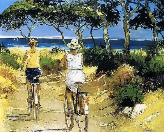 A bicyclette ... 21a7b410