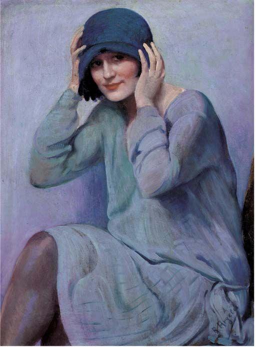 """Des élégantes  """"chapeautées"""" ... - Page 19 22030610"""