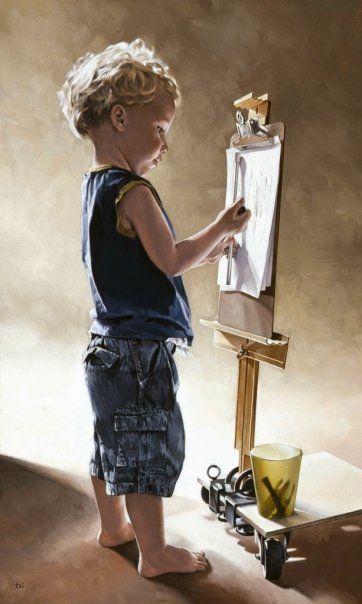 """""""Une peinture pour rêver, voyager, s'émouvoir ...  27059b10"""