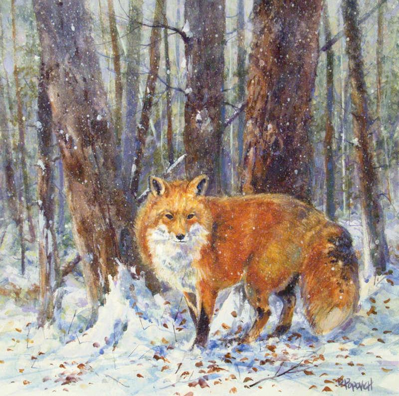 Les animaux peints à l'AQUARELLE - Page 12 27519510