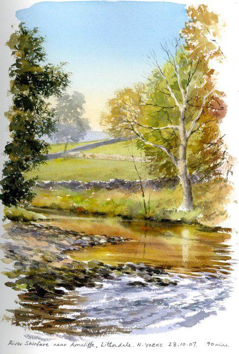 L'eau paisible des ruisseaux et petites rivières  - Page 22 2b414810