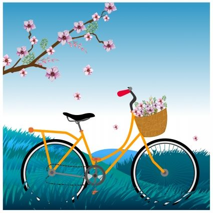 A bicyclette ... 2cb9ba10