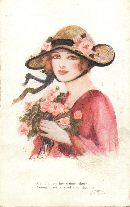 """Des élégantes  """"chapeautées"""" ... - Page 24 3035d010"""