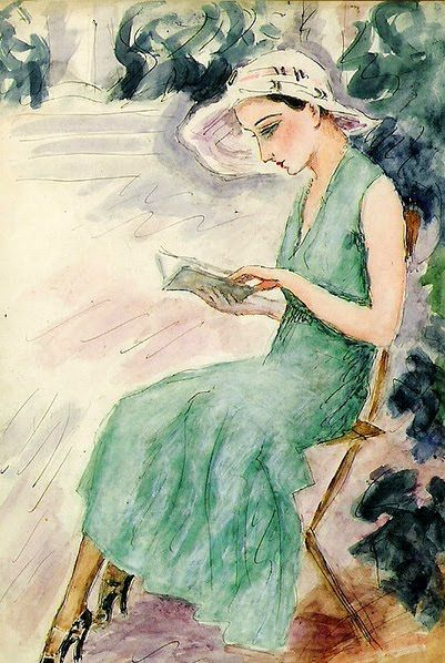 La lecture, une porte ouverte sur un monde enchanté (F.Mauriac) - Page 19 30a4e110