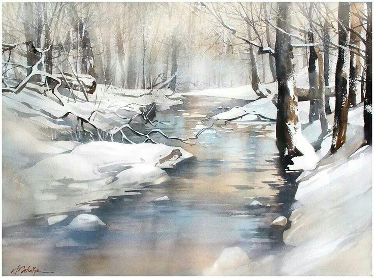 L'eau paisible des ruisseaux et petites rivières  - Page 20 30b24b10