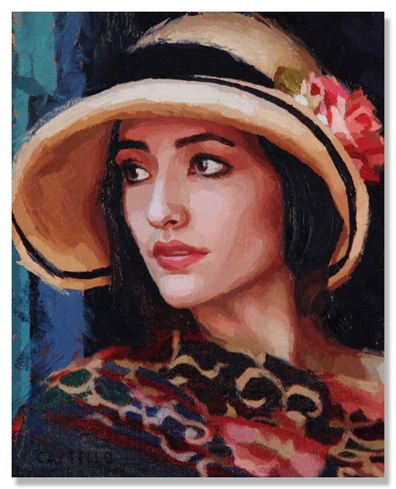 """Des élégantes  """"chapeautées"""" ... - Page 24 31421710"""