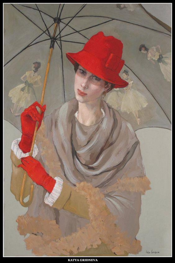 """Des élégantes  """"chapeautées"""" ... - Page 24 328d5210"""