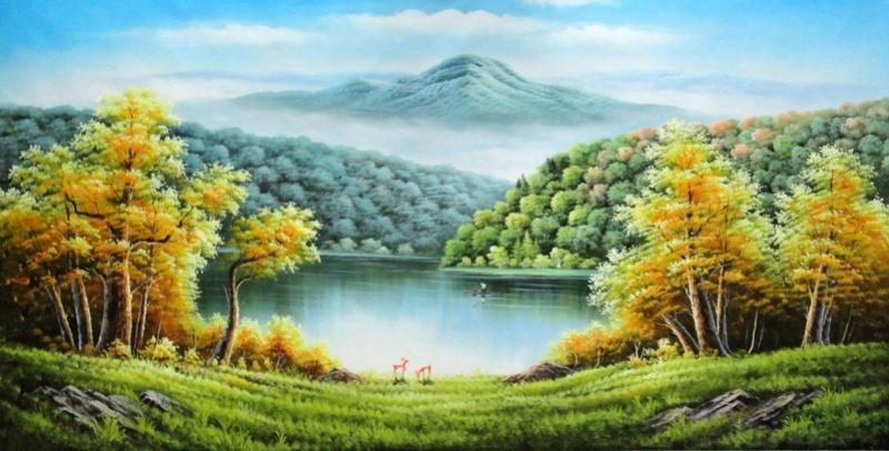 Tous les paysages en peinture. - Page 16 33453610