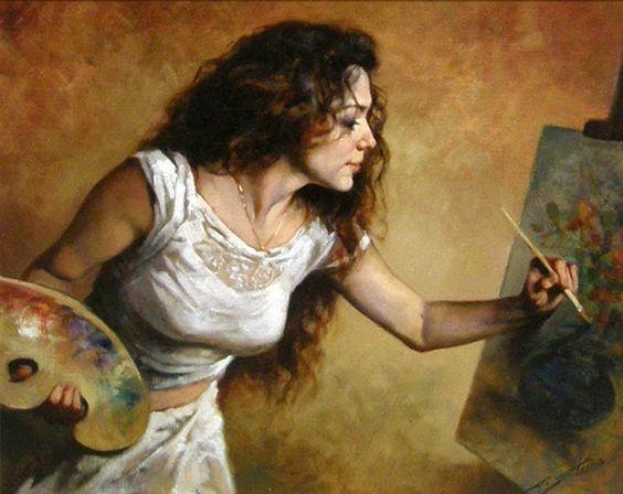 """""""Une peinture pour rêver, voyager, s'émouvoir ...  - Page 2 36383210"""