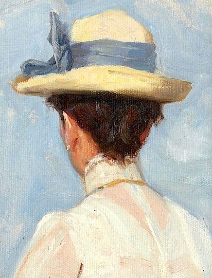 """Des élégantes  """"chapeautées"""" ... - Page 19 39137310"""