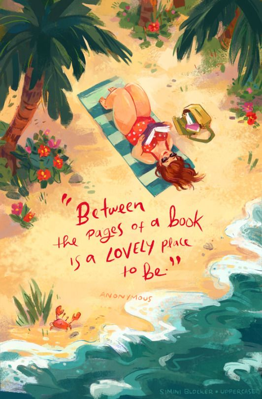 """Illustrations ... pour l'été ... Plage et """"farniente"""" ... - Page 22 3b086310"""