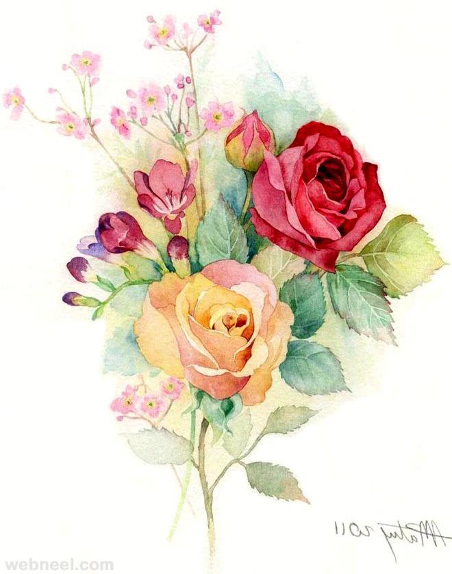 Le doux parfum des roses - Page 18 5-rose10