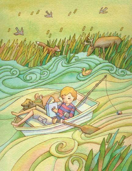La lecture, une porte ouverte sur un monde enchanté (F.Mauriac) - Page 19 51616510