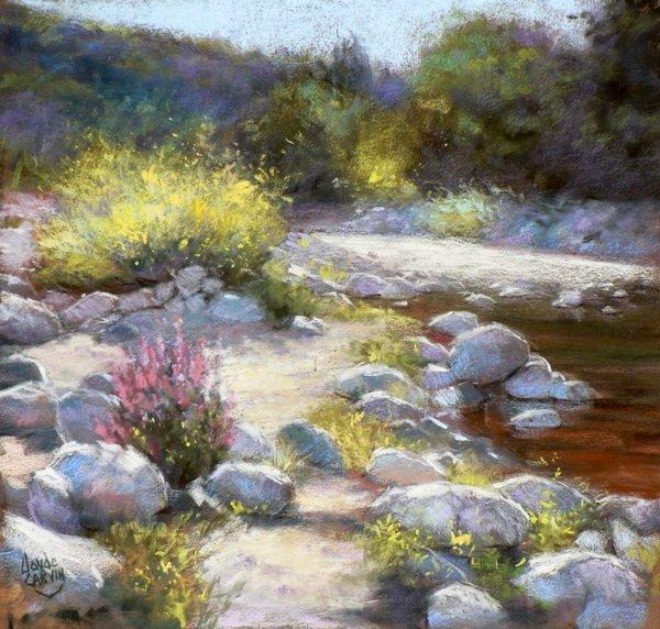 L'eau paisible des ruisseaux et petites rivières  - Page 21 5415b510