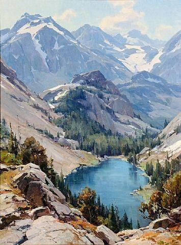 Tous les paysages en peinture. - Page 17 55fec710