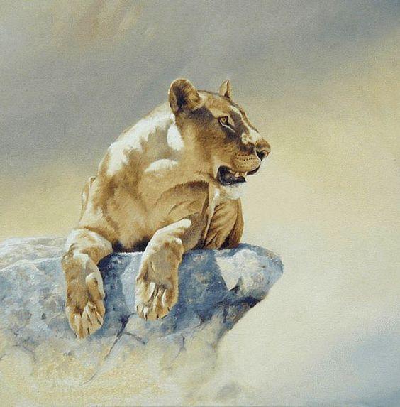 Les animaux peints à l'AQUARELLE - Page 15 5708d110