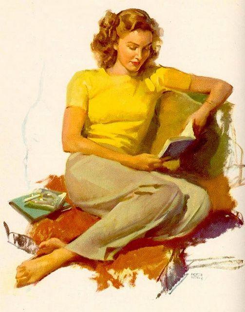 La lecture, une porte ouverte sur un monde enchanté (F.Mauriac) - Page 20 58ae0510